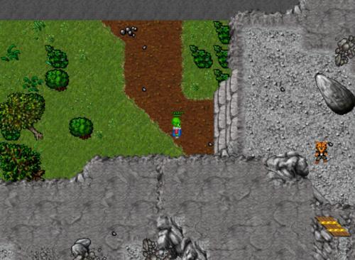 Tag quest en Dragon Ball Legend Quest_earth_44,45_2