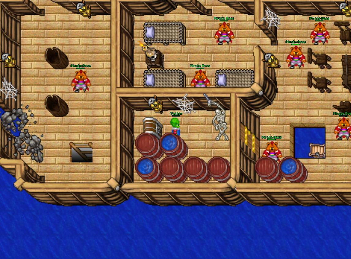 Quest - Pirate bandana quest Quest_earth_64_12